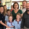 Street Library Opens In Maidenwell