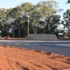 Roundabout Work On Target