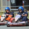 Racing Hard For Road Safety