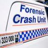 Crash Victim Dies In Hospital