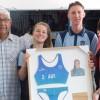 School Given Memento Of Sports Star