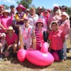 Cricketers Go Pink For A Good Cause