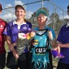 Young Cricketers<BR> Win $1000 Of Gear