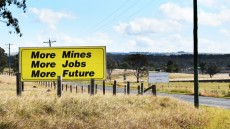 Community Splits Over Coal Mine