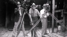Can You Spot Locals In 1927 Film?