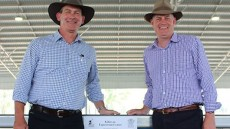 Equestrian Centre Honours 'A Top Bloke'