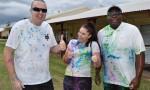 Colourful Fundraiser Hits The Mark