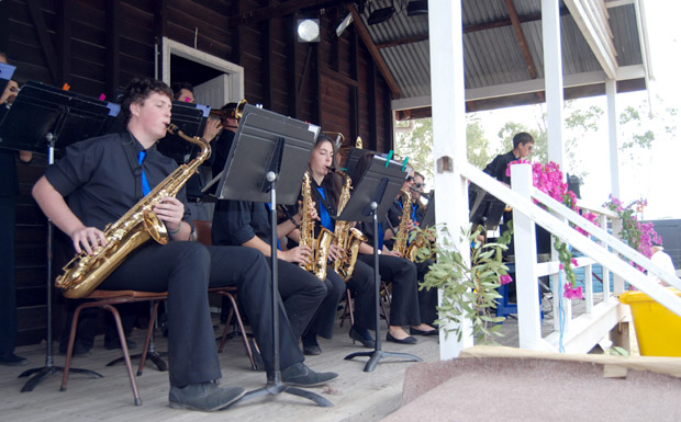 Kingaroy State High School Stage Band