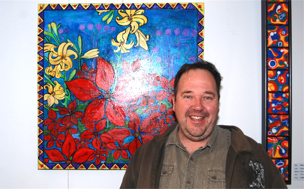 Michael Bishop Artist Michael Bishop