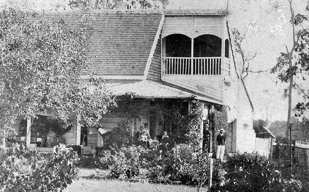 Taabinga Homestead