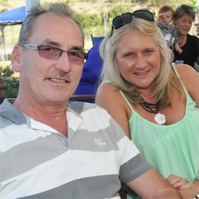 Col and Desley Wolski, from Kingaroy