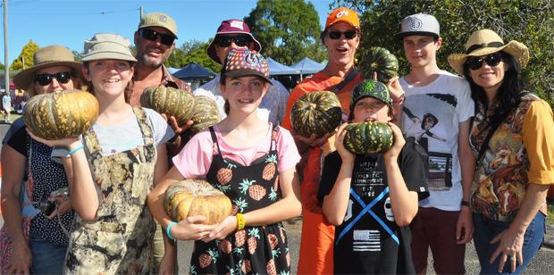 Goomeri Pumpkin Festival