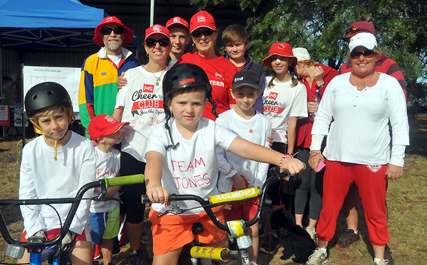 2014 Inverlaw Walk For MS