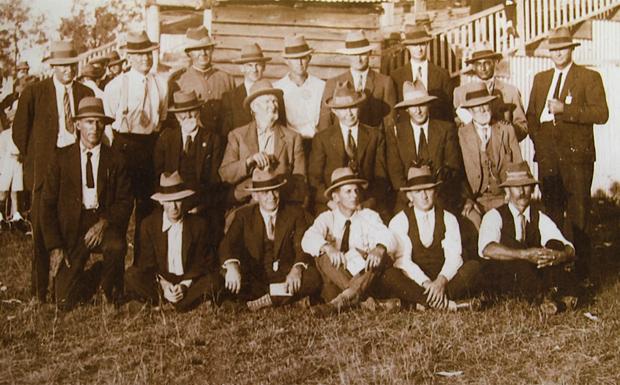 Wondai Jockey Club 1927