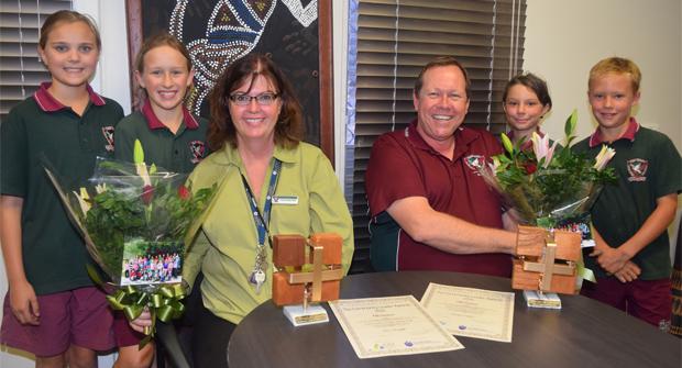 Local catholic leaders win awards southburnett com au southburnett