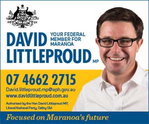 Member for Maranoa David Littleproud - click here