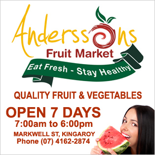 Anderssons Fruit Market for quality fruits and vegetables