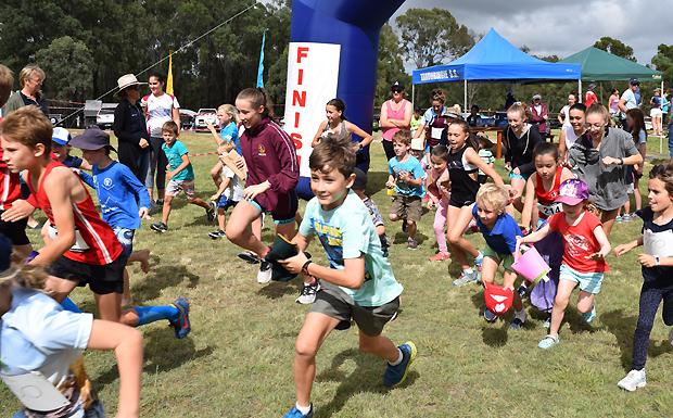 Maidenwell Running Festival