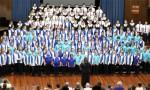 South Burnett Youth Choir<br> Shines At Brisbane Festival
