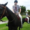 Catholic College Rides<br> With Pride On Anzac Day