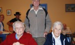 Triple Celebration For Centenarians