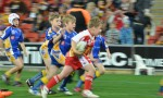 Young Superstars Debut At Suncorp