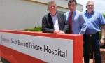 Rotary Helps Hospital