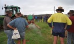 Timely Field Day On Spraying