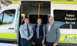 Four New Ambulances For South Burnett