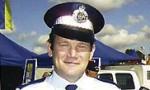 Slain Officer Remembered