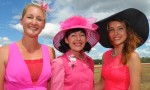 Nanango Racegoers Were Tickled Pink