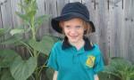 Thief Steals Little Jorja's Garden