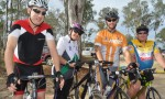 Riders Push On For Charity