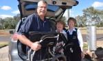 Wheelie Big Help For Graham House