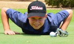 Young Golfers Have A Ball