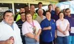 Workers Bid Farewell To Bev