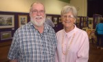 Bargain Hunters Turn Out For Art