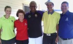 Big Weekend For Visiting Golfers