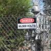 Power Line Fault Causes Blackout