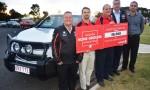 Holden Grants Open For Sporting Groups