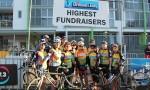 Local Team A Top Fundraiser