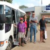 New Hospital Bus To<BR> Toowoomba Is Welcome