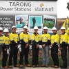 Tarong Takes Seven Staff Aboard