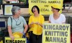 Nannas Knit Against Mine