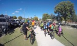 Mountain Bikers Enjoy First Outing