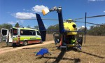 Elderly Man Hurt On Quad Bike