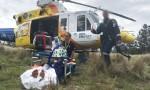 Motorbike Rider Injured