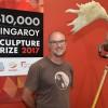 Surreal Sculpture Wins $7000 Prize