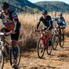 Cyclists Ready For 100km Trail