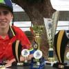 Cordell Named Club Champion